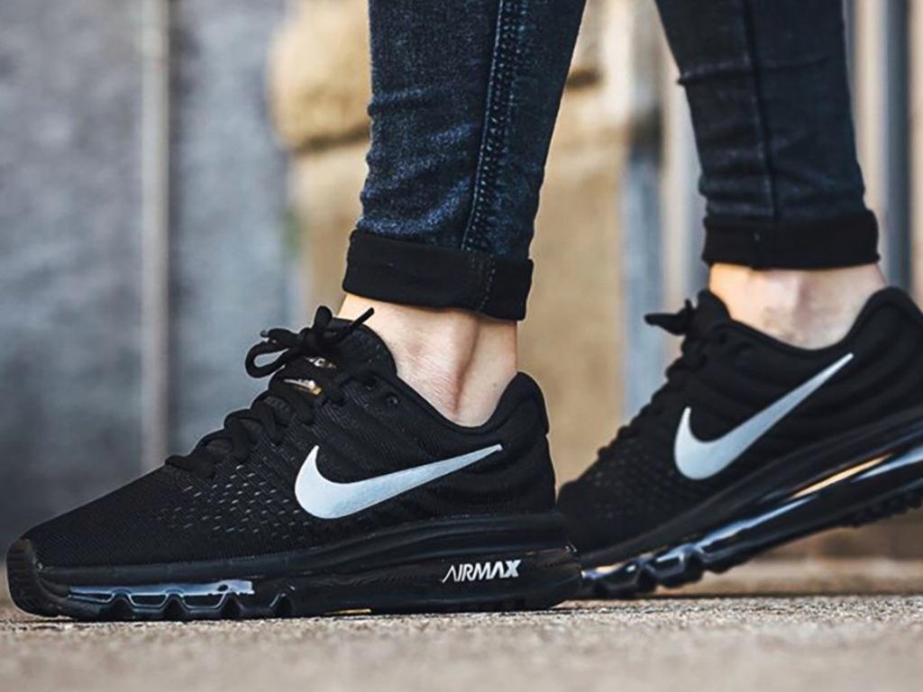 Nike Air Max 2017 Czarne 849559 001 Orygin. EUR_44