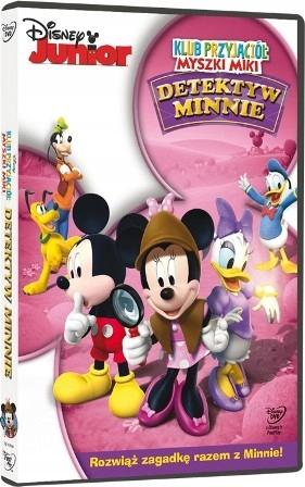 Klub Przyjaciół Myszki Miki: Detektyw Minnie [DVD]
