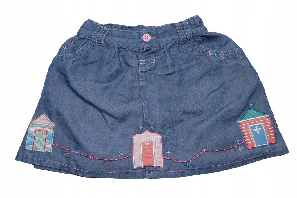 B554. TU spódnica r. 92-98, 2-3 lata