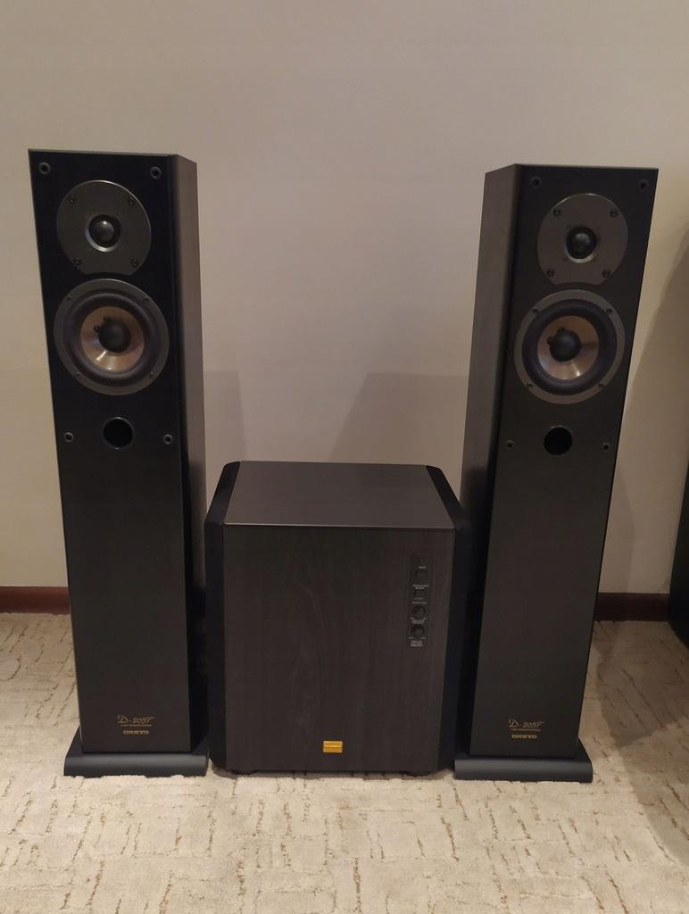 ONKYO - zestaw głośników 2.1