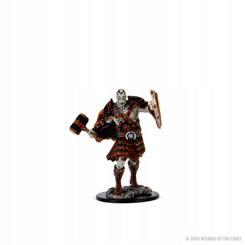 DnD Icons of Realms Premium Male Goliath Fighter