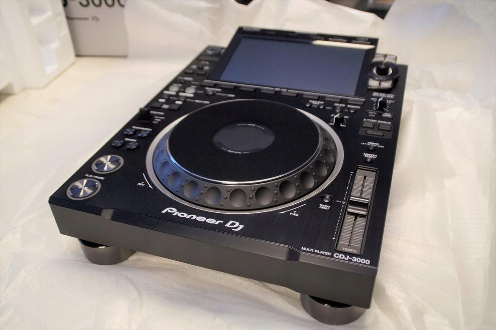 PIONEER CDJ 3000 GWARANCJA DJM 900 2000 nexus