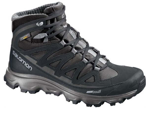 SALOMON Synapse Mid CS WP Ladies Hiking Shoes Salomon