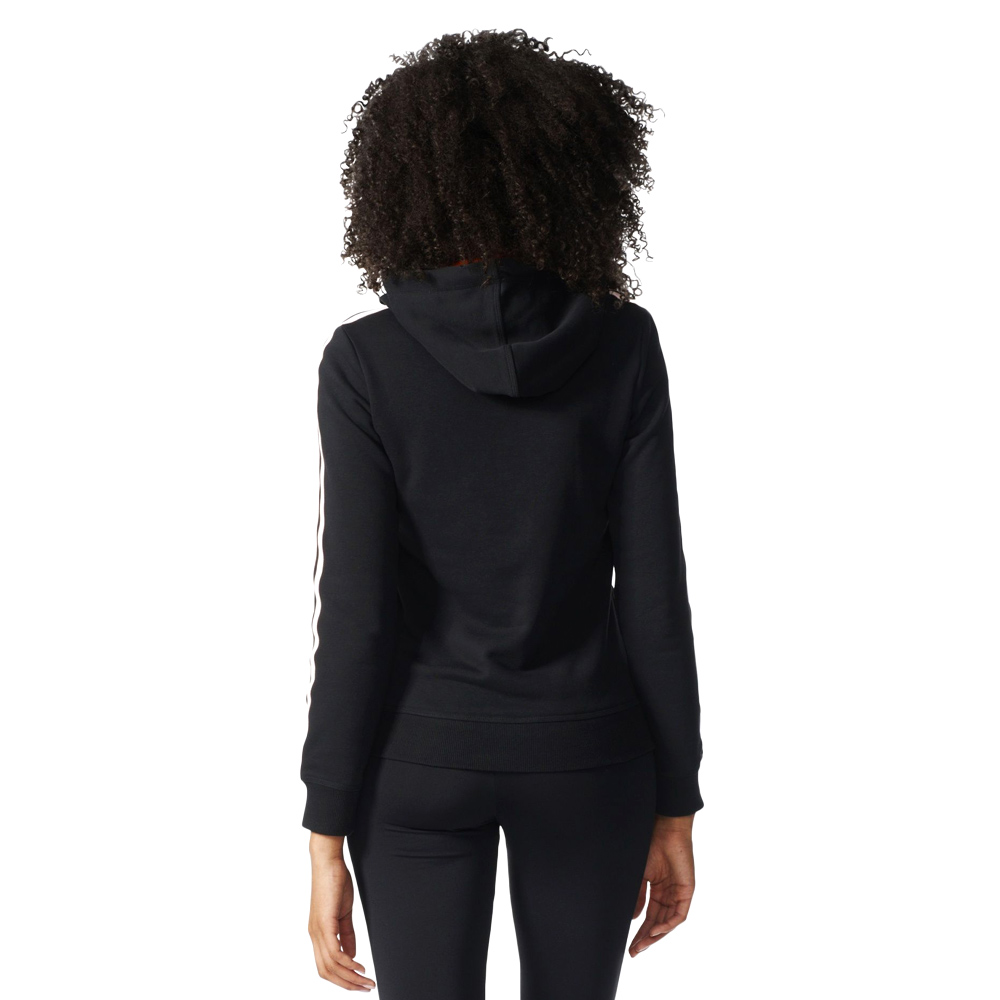 Bluza Adidas BJ8304 damska dresowa z kapturem 36