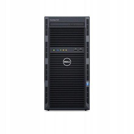 Dell PowerEdge T130 Tower, Intel Xeon, E3-1240 v6,