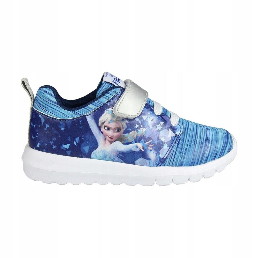Buty dziecięce Frozen Kraina Lodu adidasy r 31