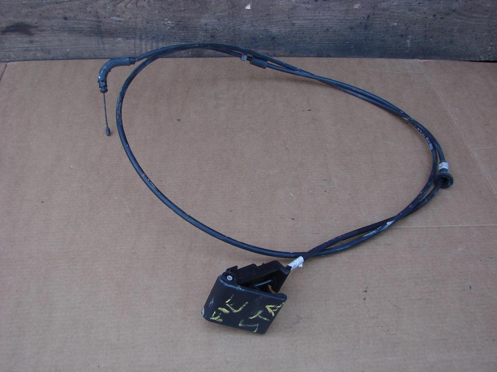 Linka otwierania maski z rączką Ford Fiesta Mk7