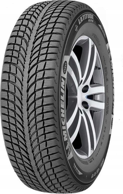 2x opony zimowe 265/45R20 108V Michelin LATITUDE A