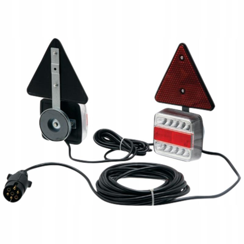 Magnetyczny zestaw oświetleniowy GRANIT