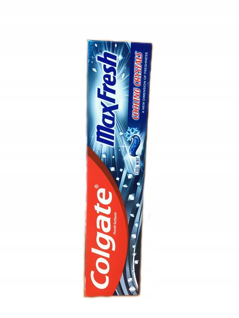 COLGATE MaxFresh Cooling Pasta Zębów 125ml