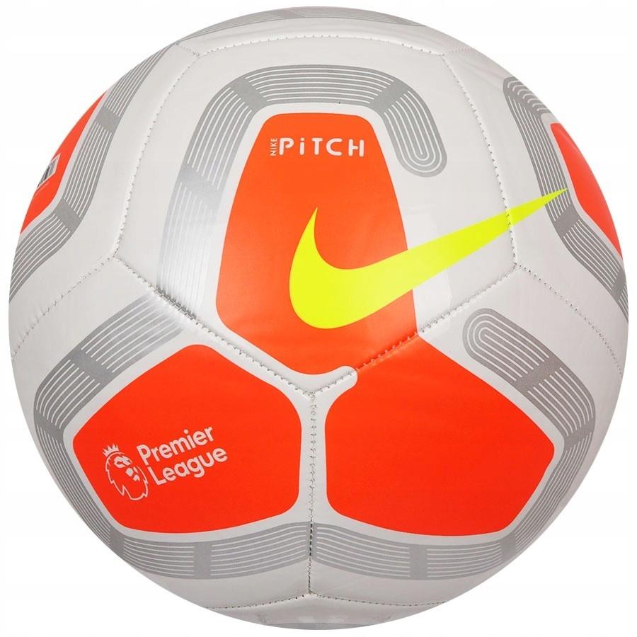 Piłka Nike Premier League Pitch SC3569 104 biały 4