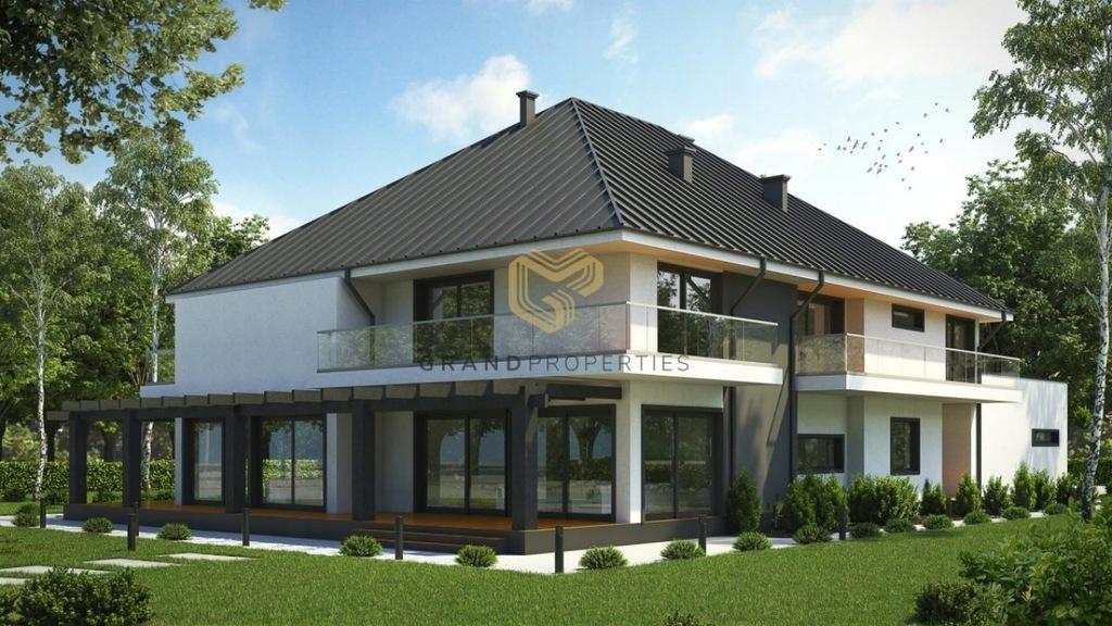 Dom, Warszawa, Wilanów, Powsin, 500 m²