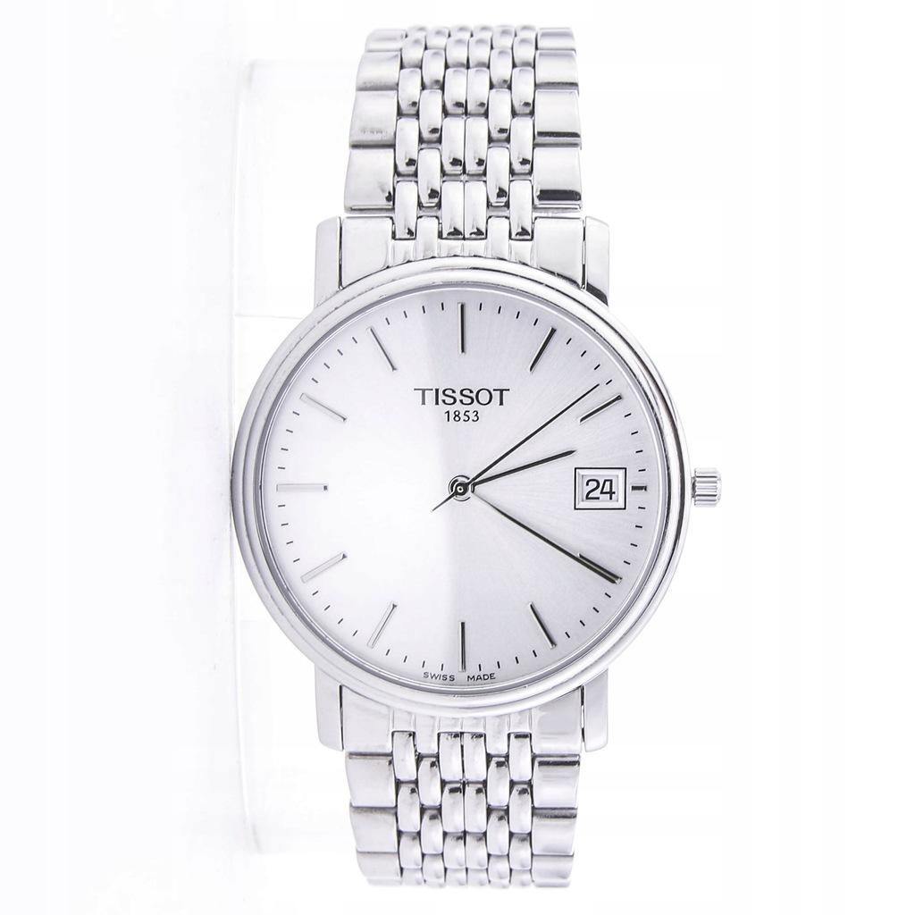 Zegarek TISSOT T52148131 SWISS MADE klasyczny