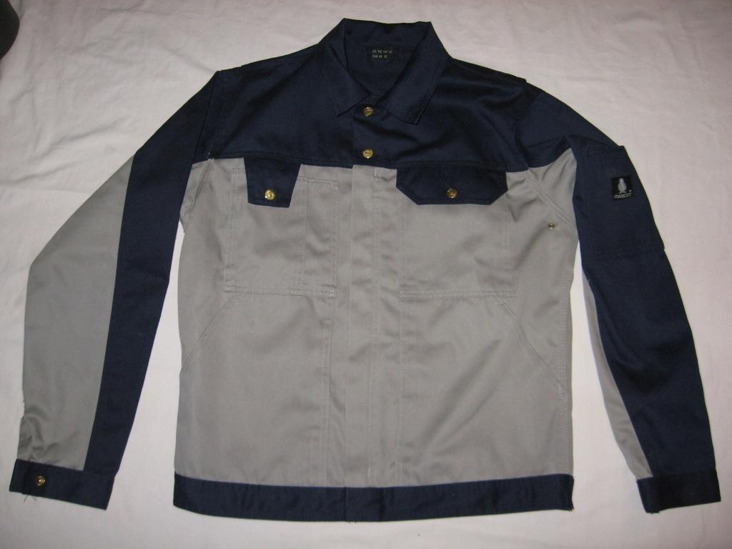 Bluza kurtka robocza Mascot solidna 6 kieszeni 48