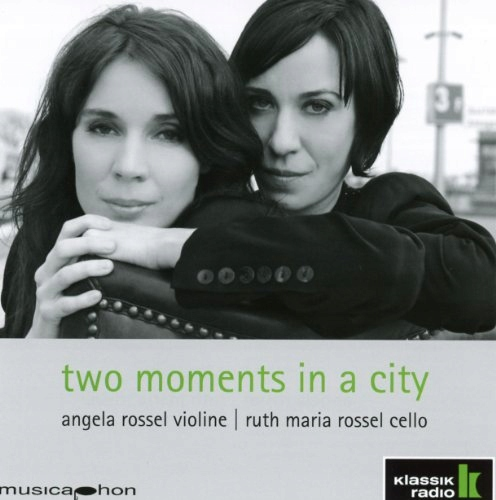 CD V/A Two Moments In A City