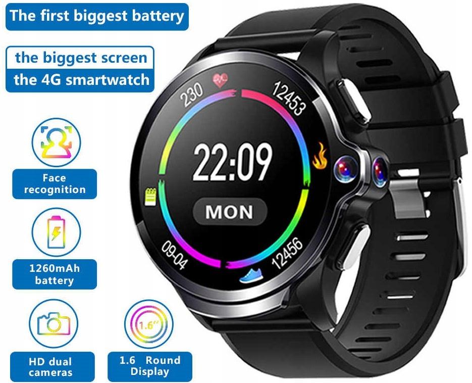Smartwatch Phone AllCall Awatch GT