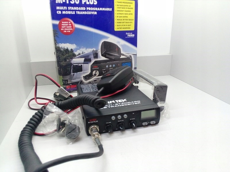 CB RADIO INTEK M-130 PLUS
