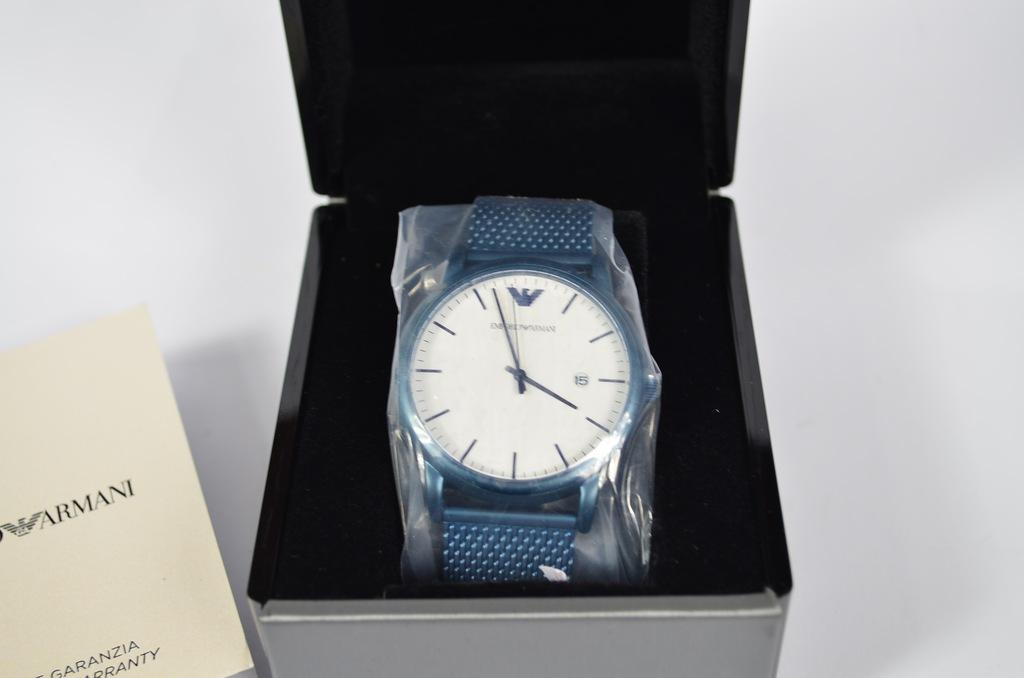 Emporio Armani AR-11025 męski zegarek kwarcowy