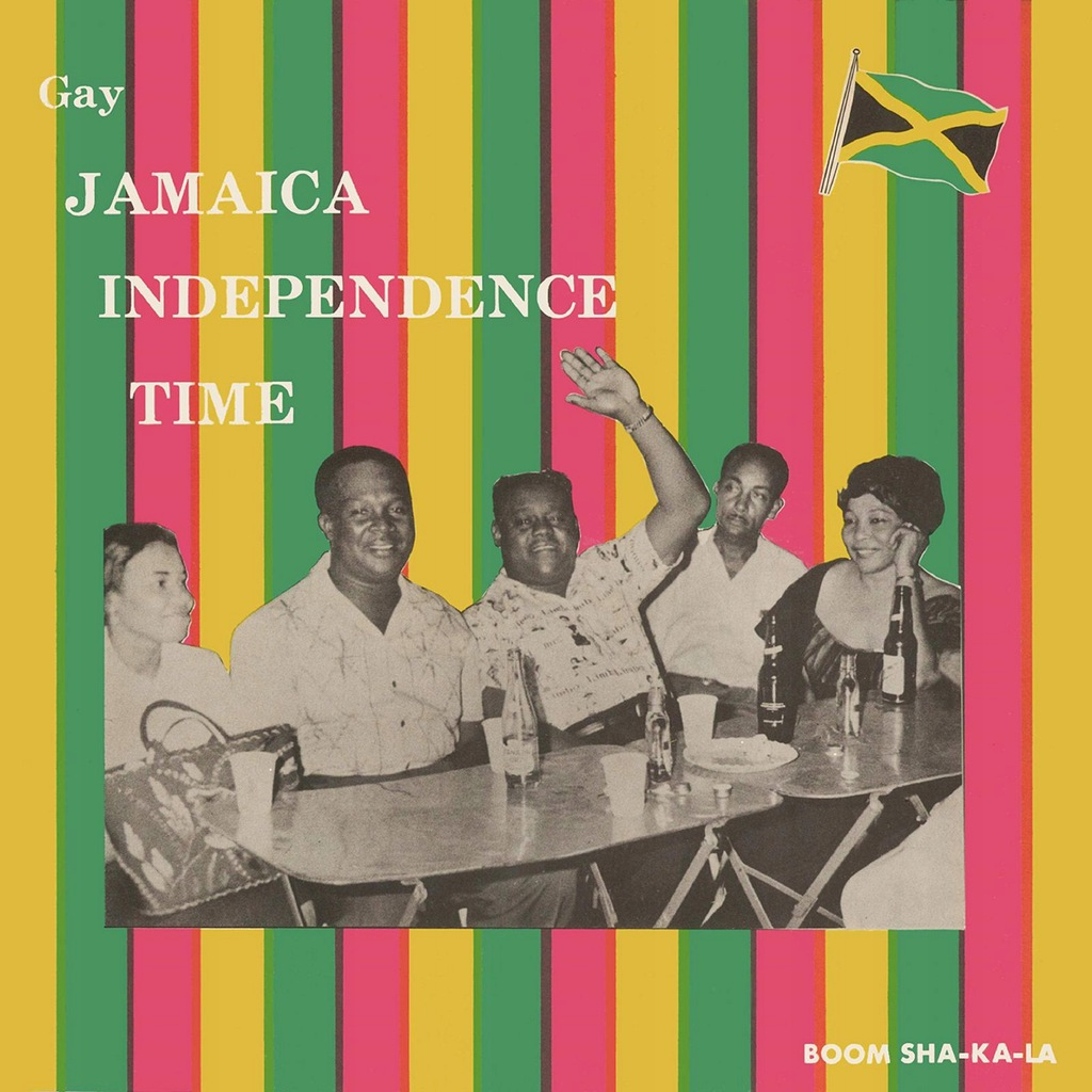 GAY JAMAICA INDEPENDENCE TIME (EXPANDED) [2CD]