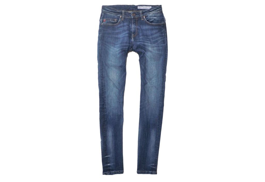256 BIG STAR spodnie jeansowe jeansy W29 L32