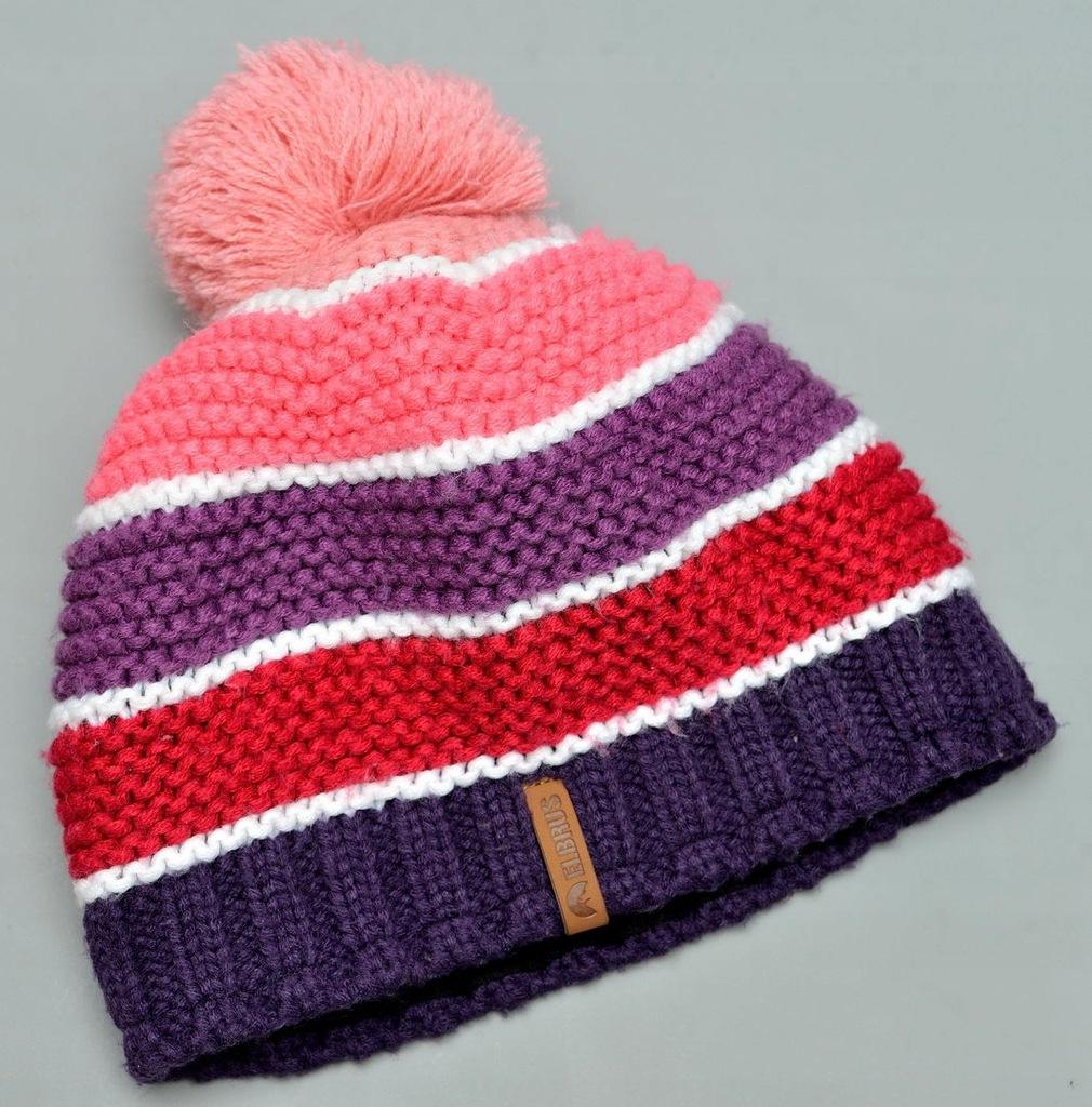 czapka zimowa elbrus 50 cm