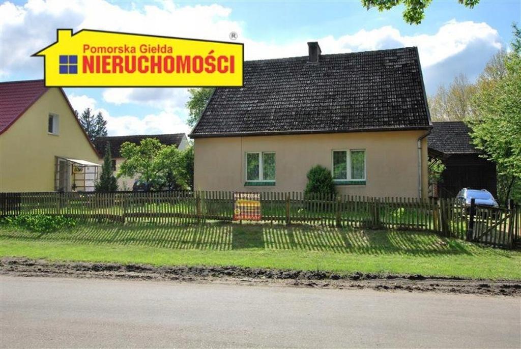 Dom, Krosino, Grzmiąca (gm.), 192 m²