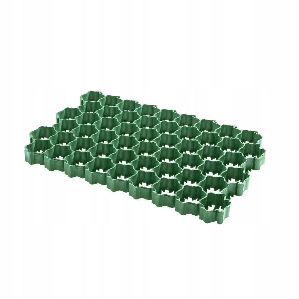 Kratka trawnikowa zielona 58x39cm IP 40