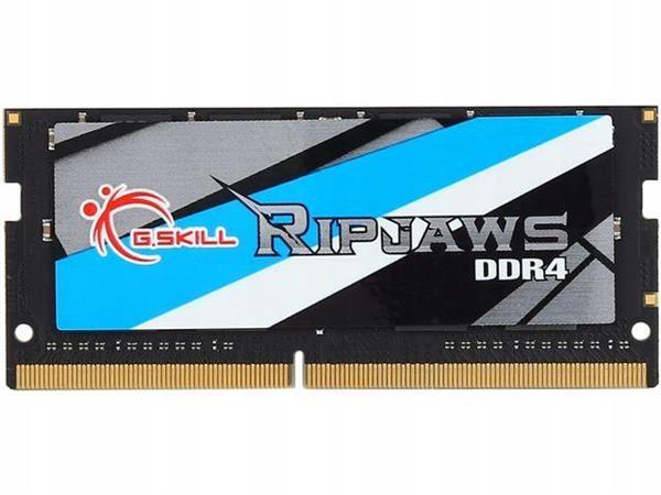 Zestaw pamięci RAM G.SKILL Ripjaws F4-2400C16D-16G