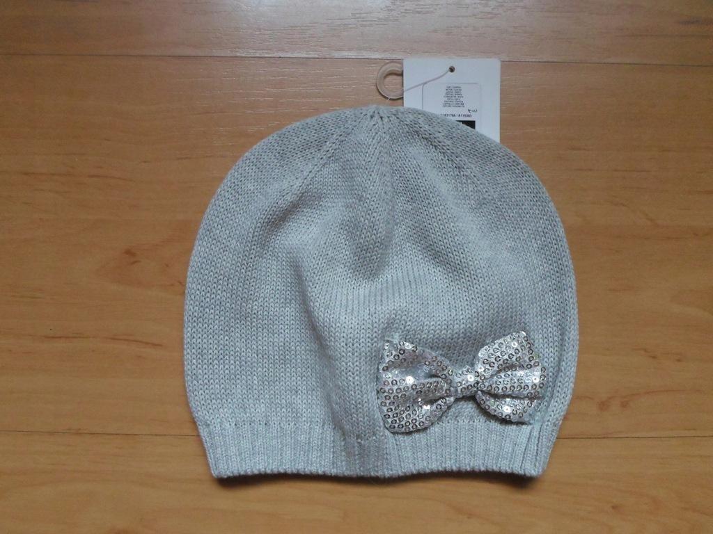 Przejściowa czapka Cool Club w rozm. 54 cm NOWA
