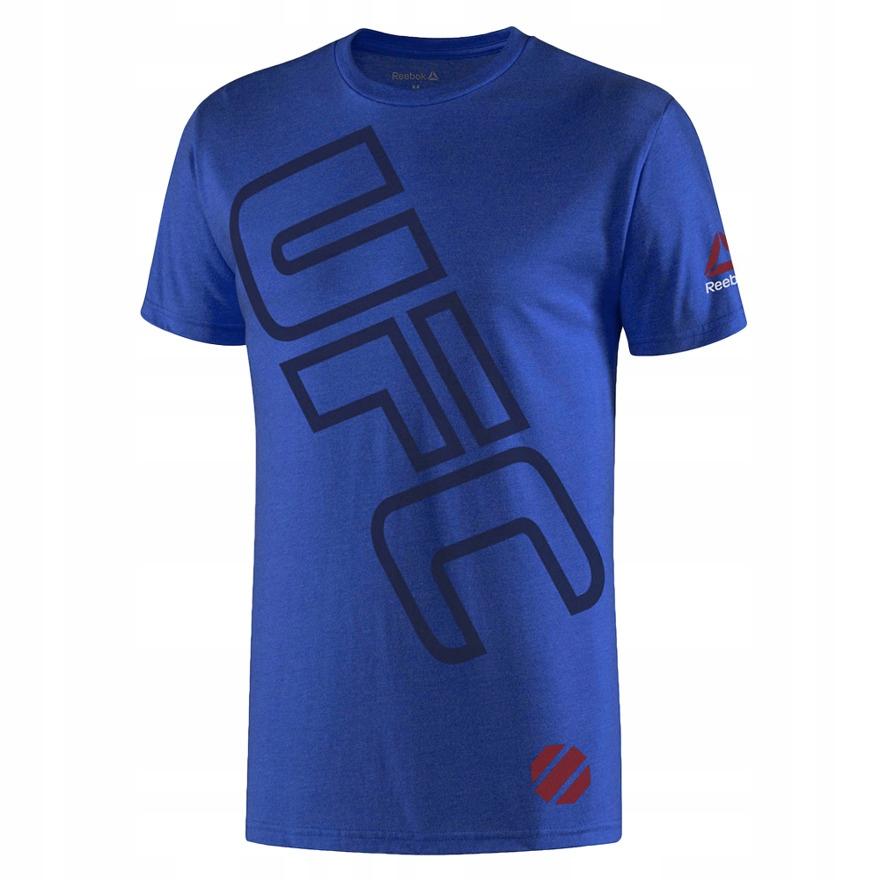 Koszulka Reebok Combat UFC męska sportowa L