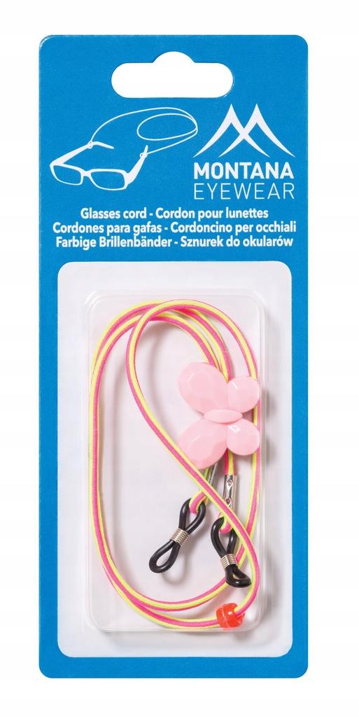 Łańcuszek do okularów dla dzieci zawieszka sznurek