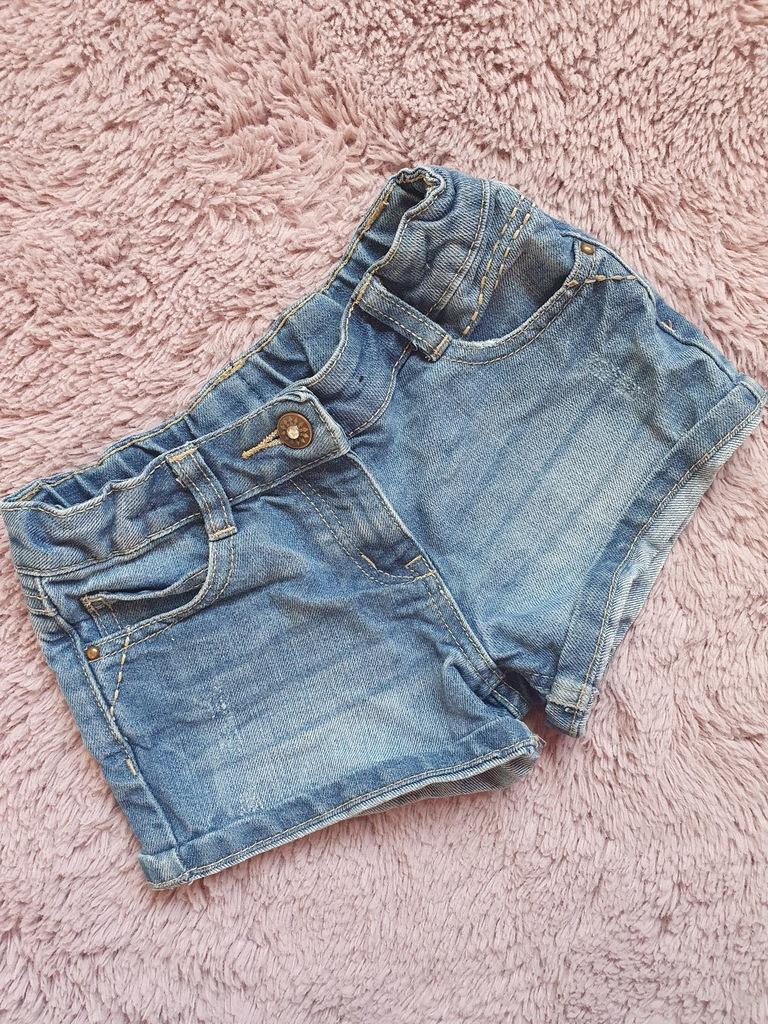 Rewelacyjne Krótkie Spodenki Jeans GEORGE R.116