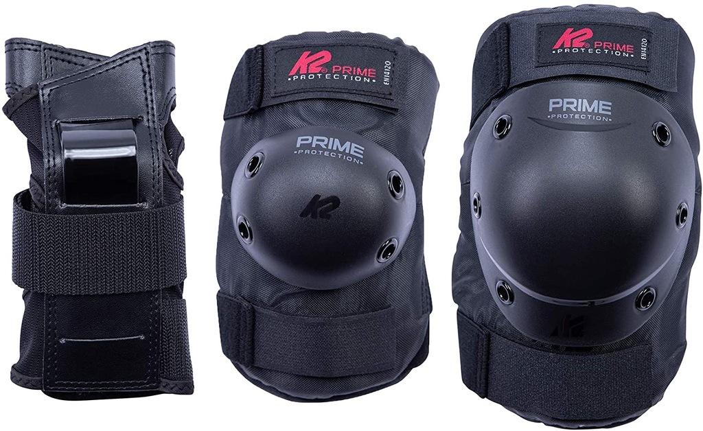K2 Prime Pad Set Męski zestaw ochraniaczy
