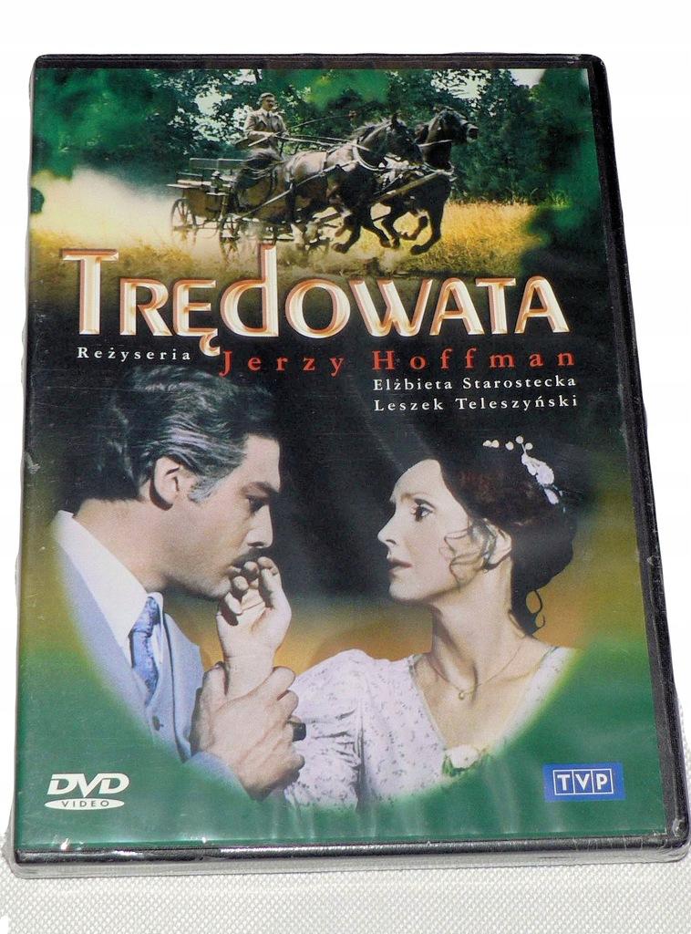 DVD - TRĘDOWATA (1976) - P.Fronczewski nowa folia