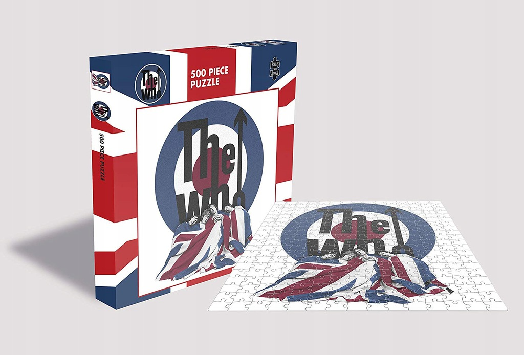 The Who - The Kids Are Alright Puzzle