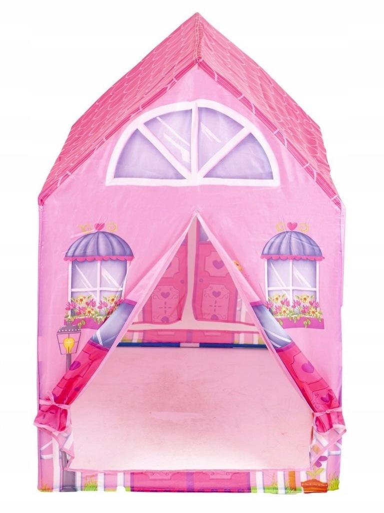 Namiot różowy domek dla dzieci IPLAY