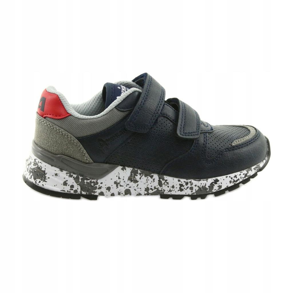 Buty sportowe American wkładka skórzana r.31