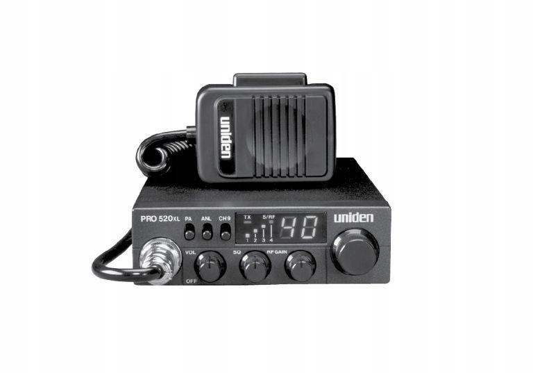 CB RADIO UNIDEN PRO 520XL