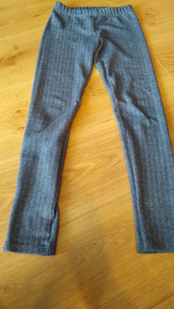 Spodnie jodełka MAYORAL 128