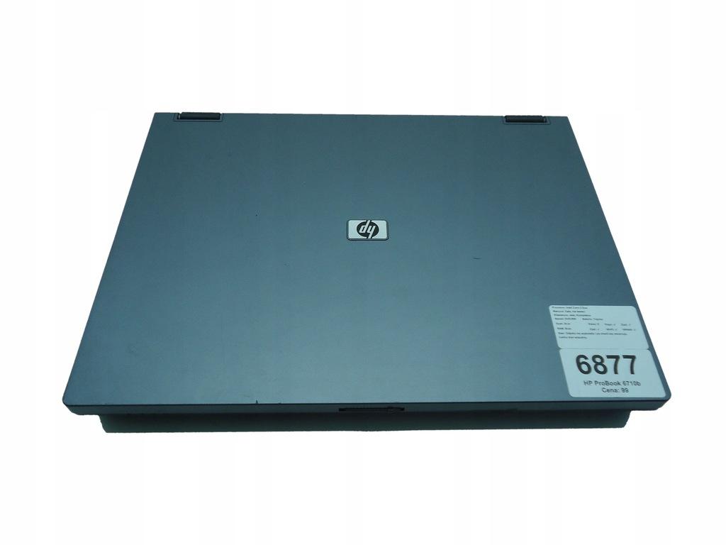 Laptop HP ProBook 6710b (6877)