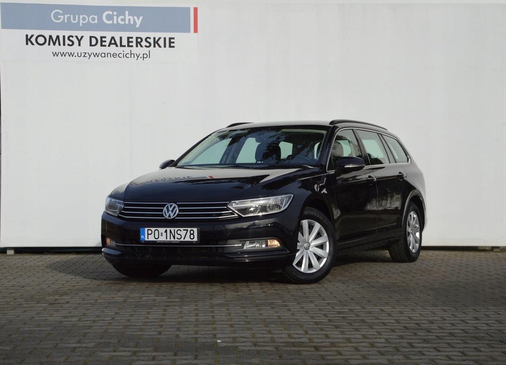 Volkswagen Passat serwis ASO 2.0TDI 150KM VAT 23%