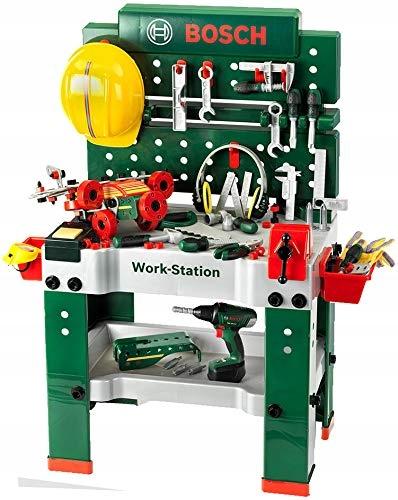 Bosch Stol Warsztat Dla Dzieci Xxl Wkretarka 150el 7795082614 Oficjalne Archiwum Allegro