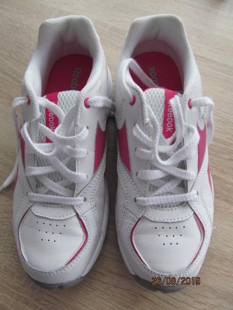 buty reebok 34,5 dla dziewczynki