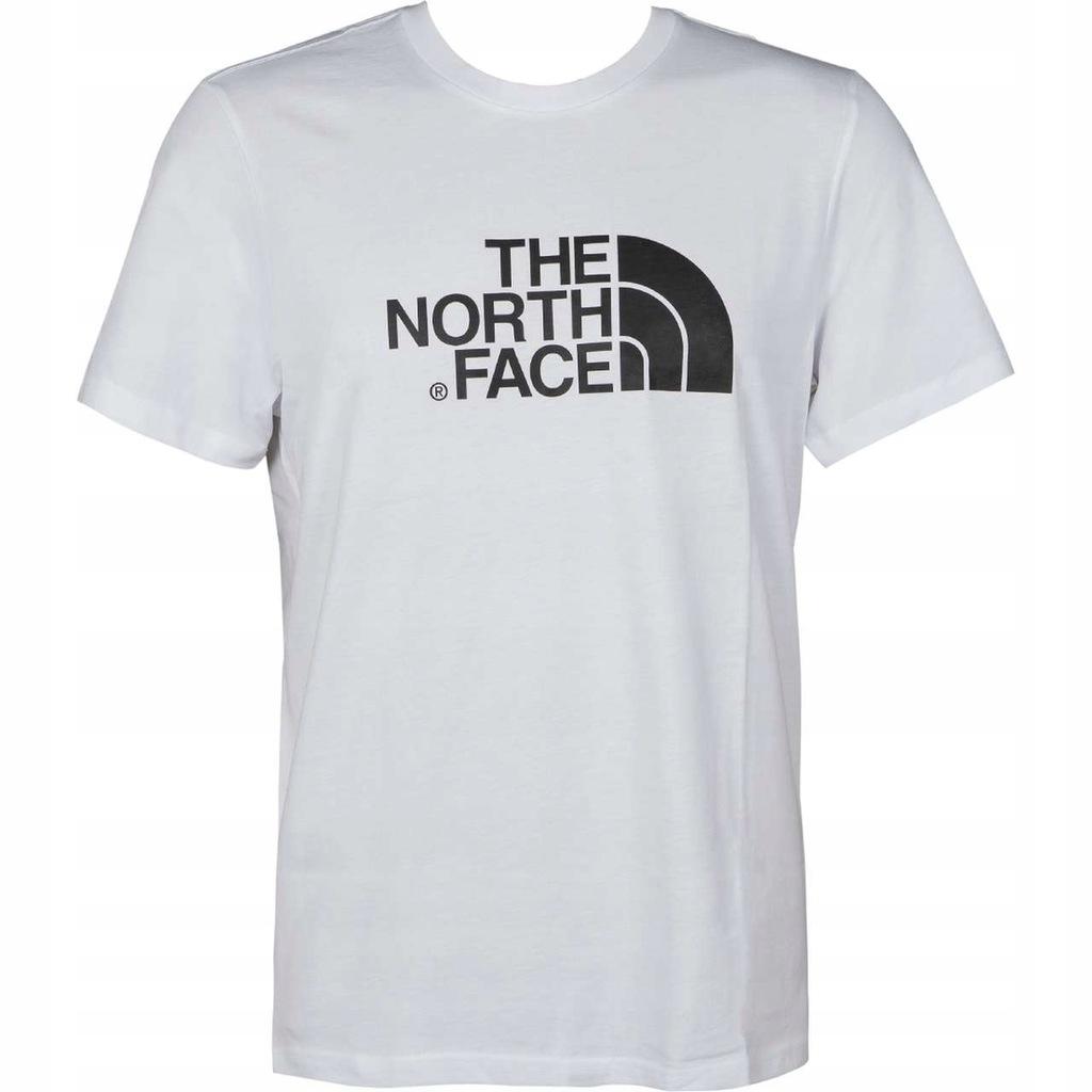 THE NORTH FACE M S, S EASY TE ~XL~ Męskie Koszulka