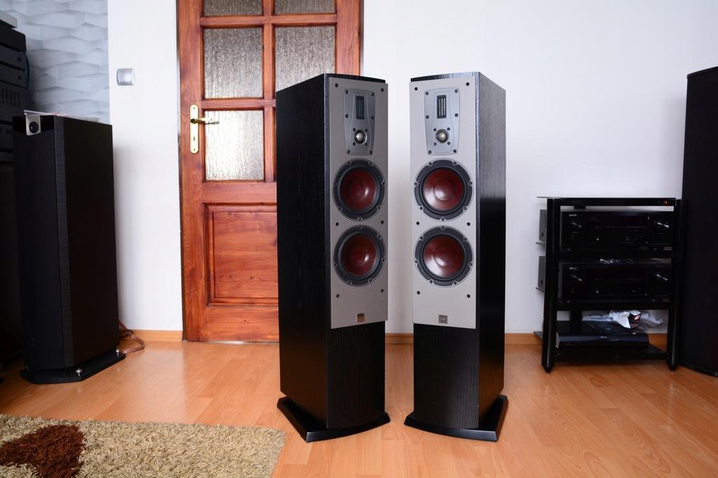 Kolumny Stereo Głośniki podłogowe Dali Mentor 6