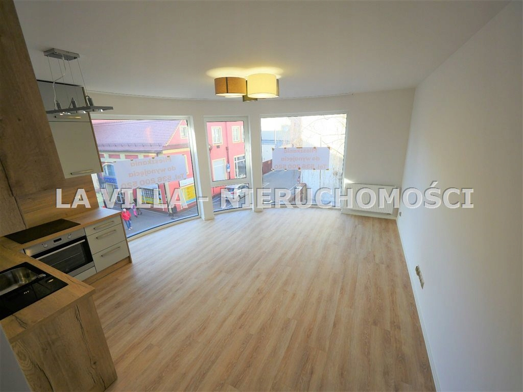Mieszkanie Leszno, 61,32 m²