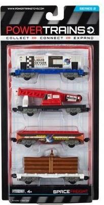 COBI Power Trains Cztery Wagony - 48634 (P)