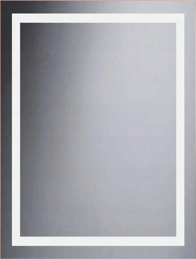 Lustro z oświetleniem Dubiel Vitrum Bravo 60x80 cm