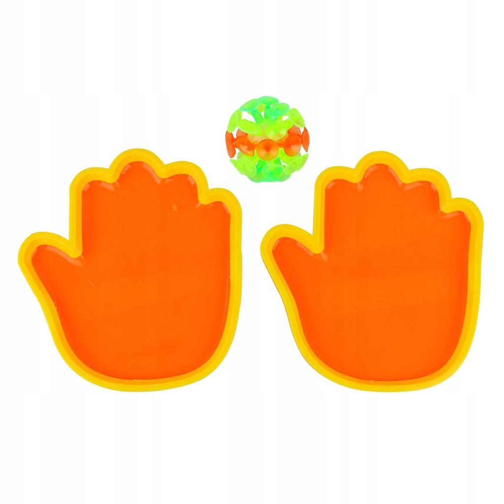 1 Zestaw Piłek do rzucania i chwytania Lepkie ręka