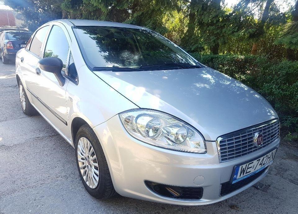 Fiat Linea 2Właśc.Salon PL 1.3diesel Multijet 90KM